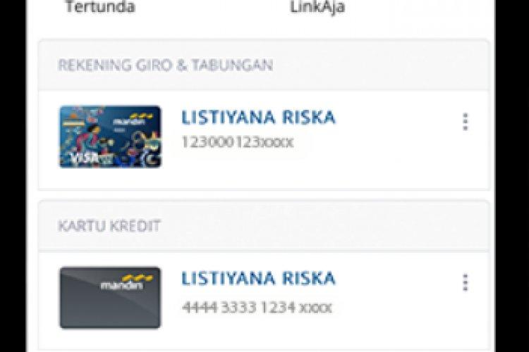 Langkah Langkah Top Up Kartu E Money Di Mandiri Online Box Alter Make The Connection