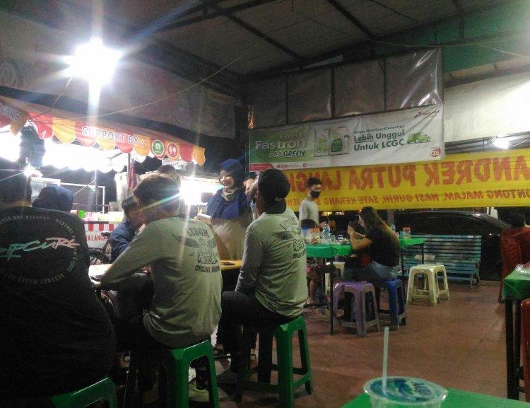 Tempat minum bandrek paling enak di Pekanbaru